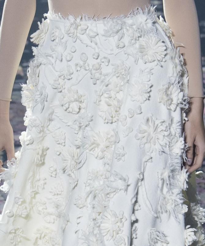 13126409015 Модные юбки 2019 - 150 фото с модных показов