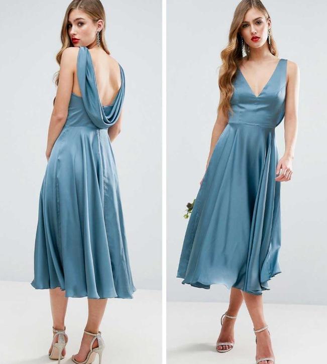 7105e6aeabd Модные платья для школьного выпускного вечера