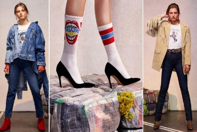 cc133dc76477b Показ Re/Done - Resort 2019, Нью-Йорк · Летняя мода 2019 для девушек ...