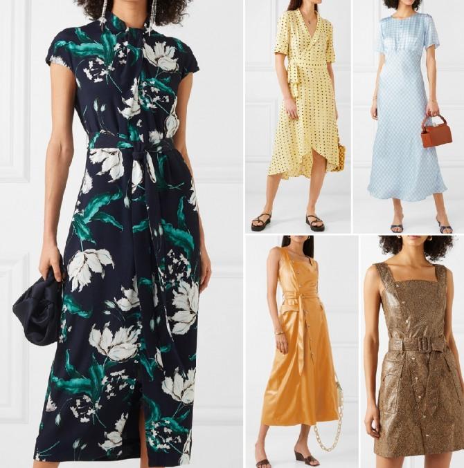 Модели летних платьев для работы если девушка едет на работу как с ней знакомится