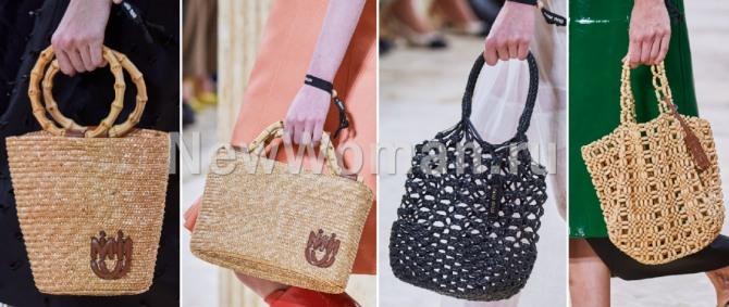 Модные женские сумки 2020-2021: основные тенденции, тренды, фото | 283x670