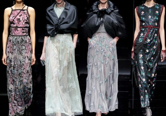 модные дизайнерские весенние платья 2021 года - фото с модных показов в столицах мировой моды