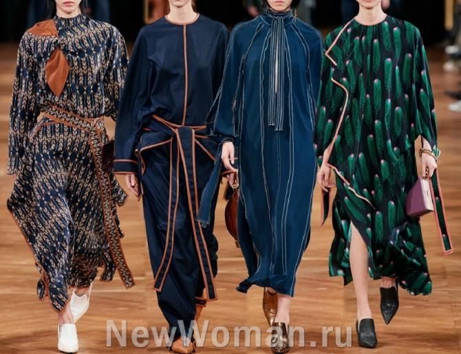 Зимние модные платья 2021 года для женщин в возрасте за 65 и 70 лет