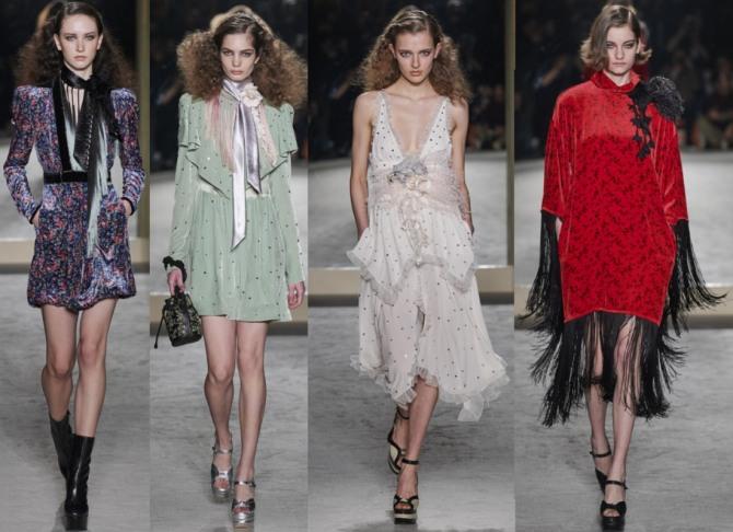 Фасоны нарядных модных платьев 2021 для девушек
