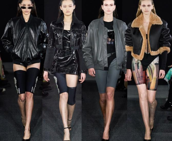высокая мода - осенние и зимние куртки 2021 года от бренда David Koma