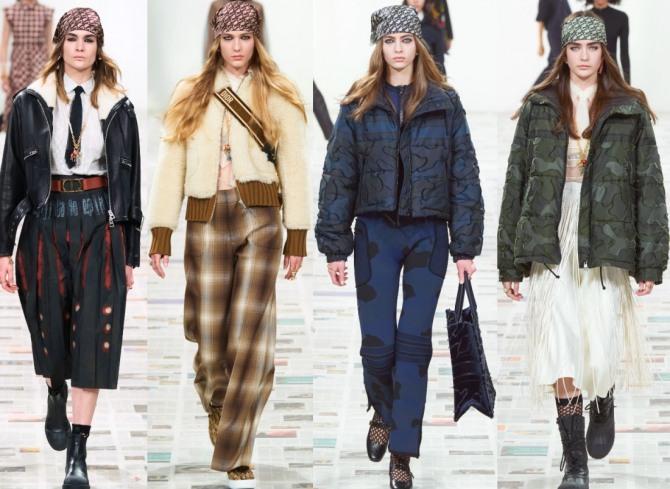 высокая мода на женские куртки 2021 года от Christian Dior