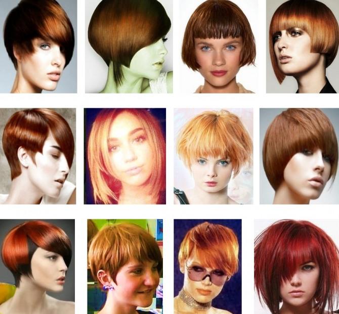 какие стрижки для рыжих волос были в тренде в предыдущие модные сезоны - идеи и варианты для рыжеволосых девушек и женщин