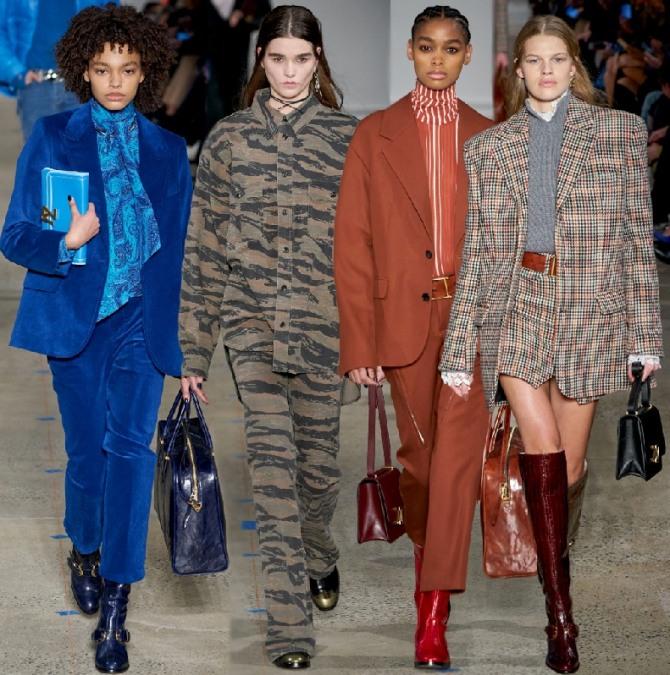 стильные женские костюмы от французской марки Zadig & Voltaire - коллекция на 2021 год