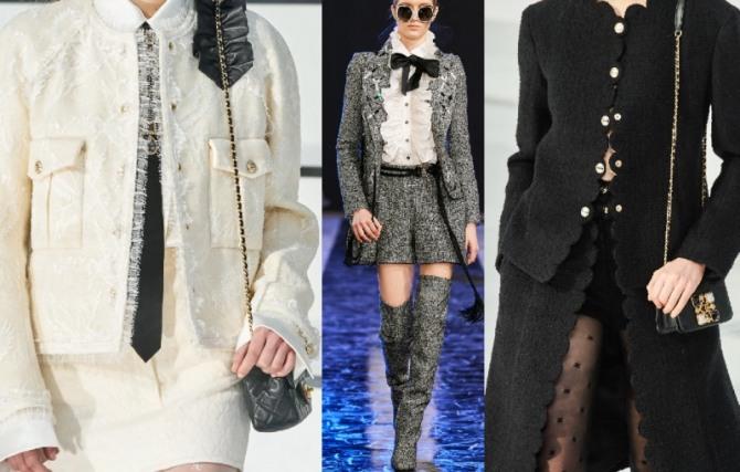 вечерние наряды с юбками и шортами - актуальные фасоны на 2021 год от марок одежды класса люкс