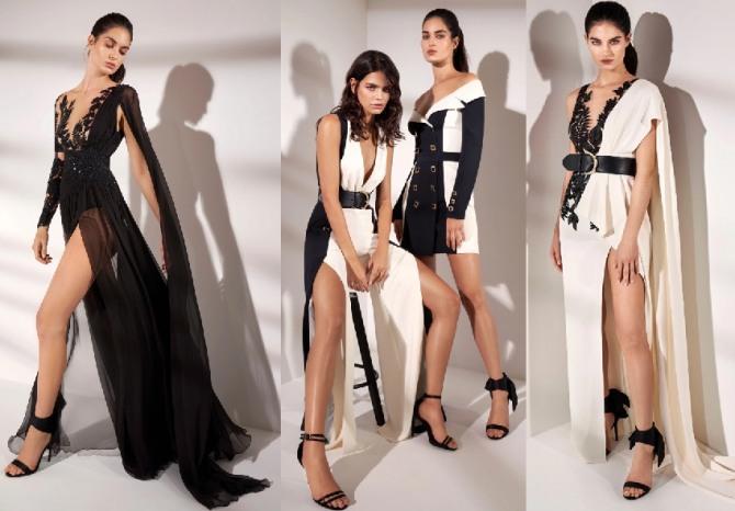 новогодние платья для женщин и девушек Тельцов в стиле бодифэшн