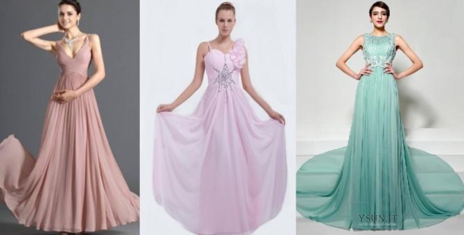 платье какого цвета надеть девушкам-Рыбам на Новый год