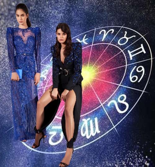 стиль и цвет новогоднего платья по знаку зодиака