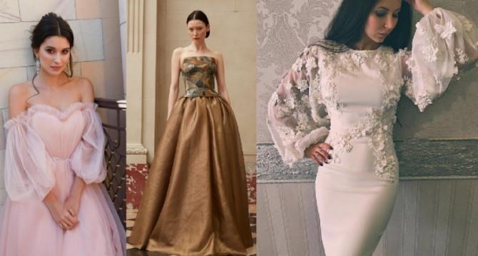 какое платье звезды рекомендуют выбрать на новогоднее торжество женщинам знака Дева